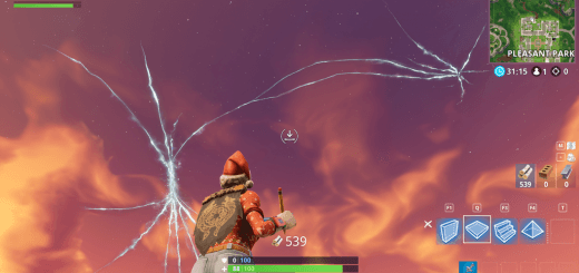 Fortnite July 3, 2018 Fracture
