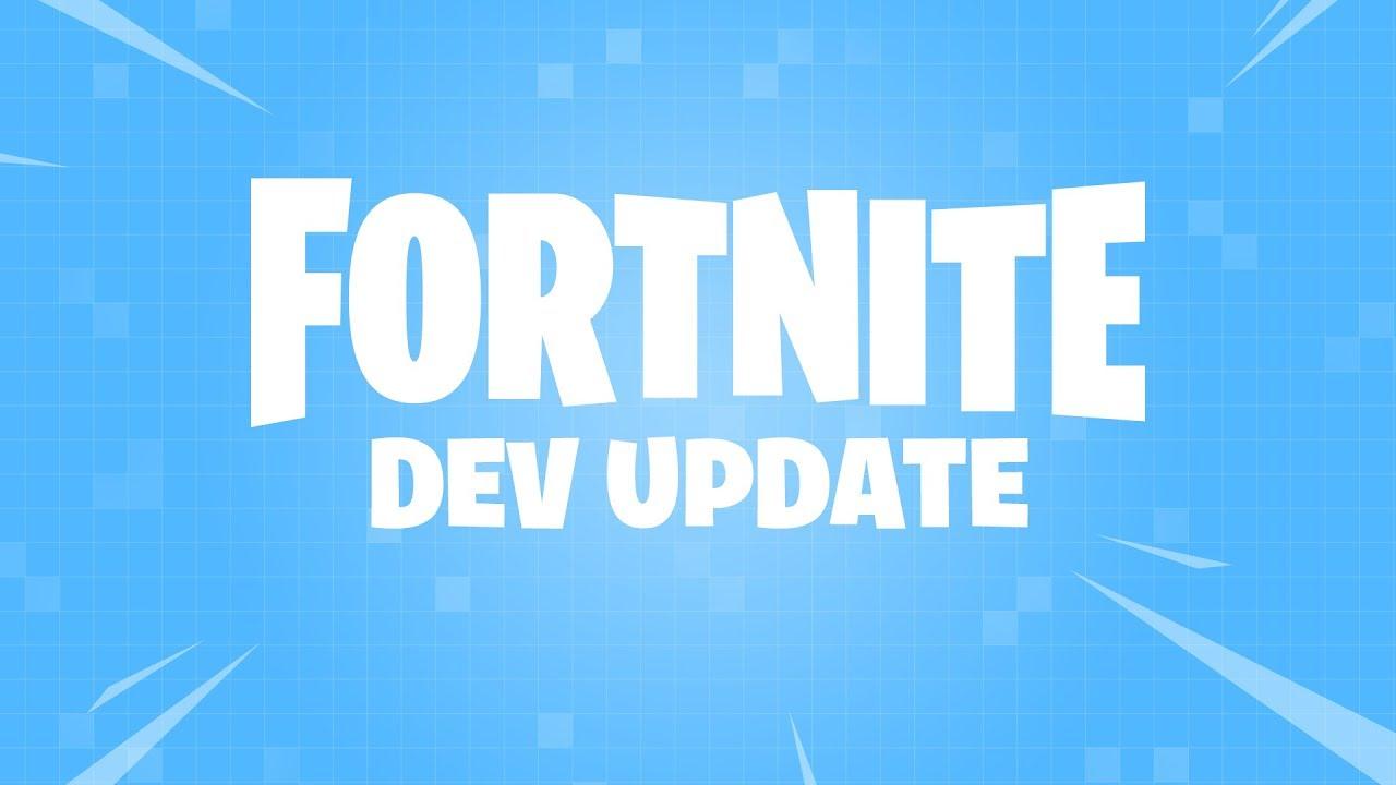 Fortnite Dev Update #12