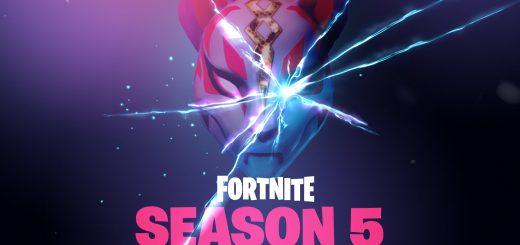 Fortnite Season 5 Teaser
