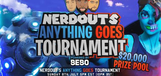Fortnite Nerdout Tournament