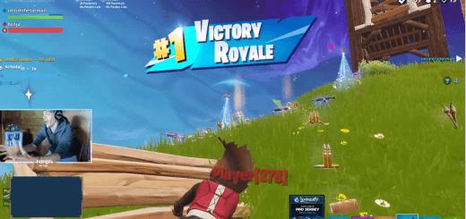 Ninja Gets Knocked & Wins