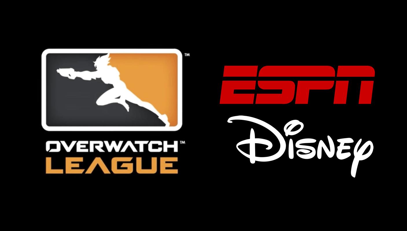 Overwatch on ESPN, ABC, Disney
