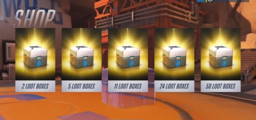 Purchase Overwatch Loot Boxes
