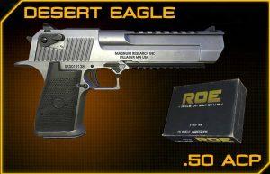 Desert Eagle RoE