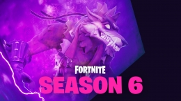 Fortnite Season 6 Teaser 3 Werewolf