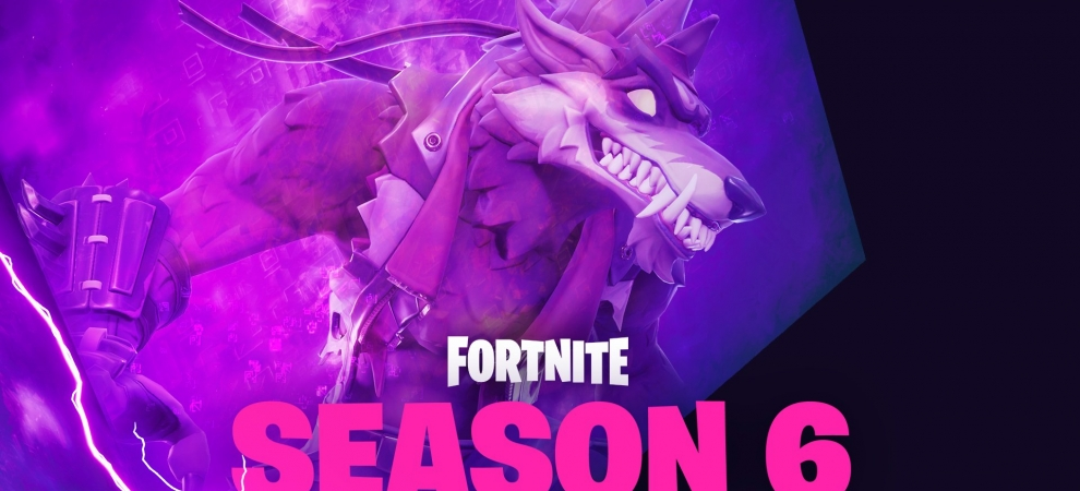 Fortnite Season 6 Teaser 3 Werewolf