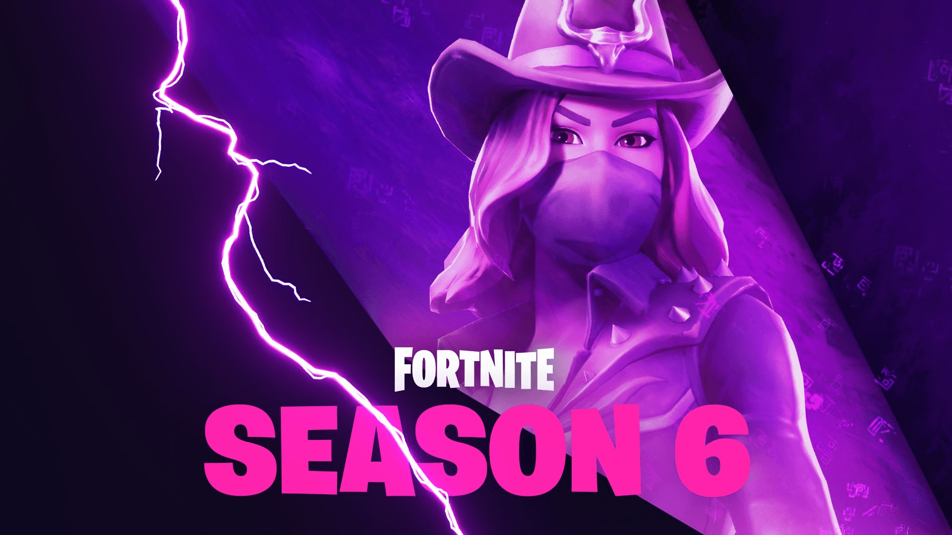 Fortnite Season 6 Teaser 2 - Saddle Up (Cowgirl)