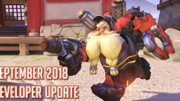 Overwatch Torb Update September 2018