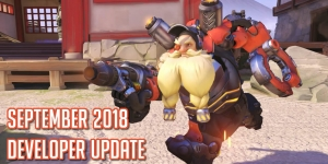 Overwatch Torb Update September 2018