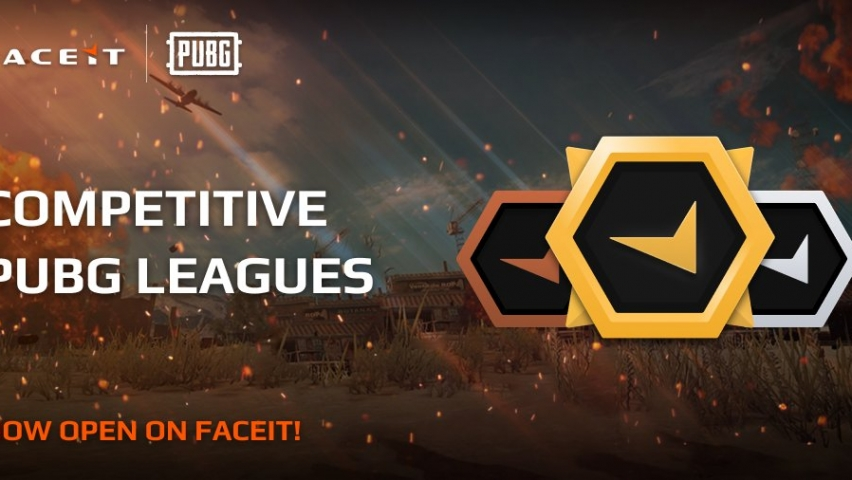 PUBG Launches on FACEIT