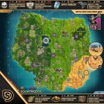 Fortnite Season 6, Week 1 Challenges Cheat Sheet