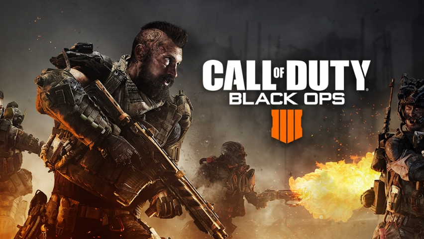 Treyarch Released Call of Duty Black Ops 4 Wallpaper