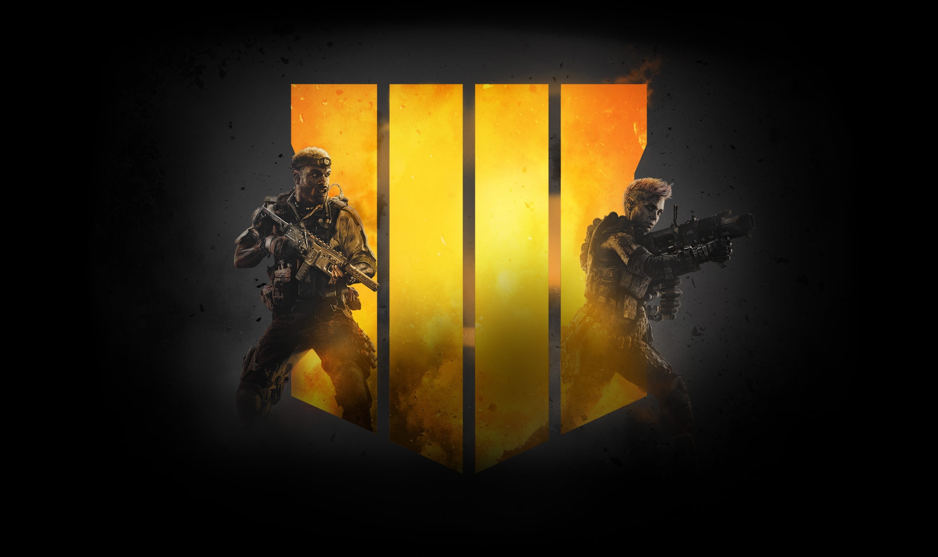 Call Of Duty Black Ops 4 Wallpapers Blackout Wallpapers Gameguidehq