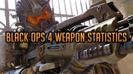 Black Ops 4 Weapon Stats