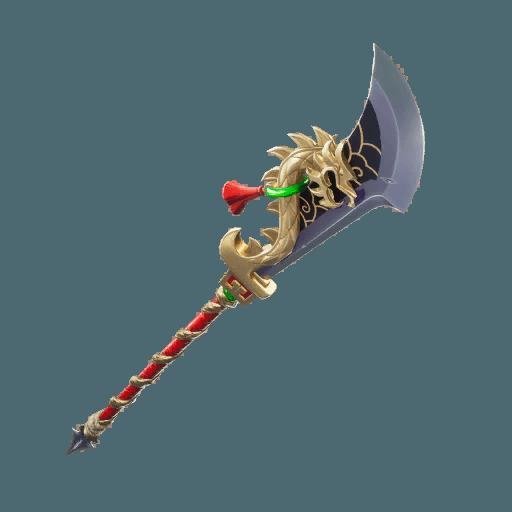Guandao Rare Pickaxe