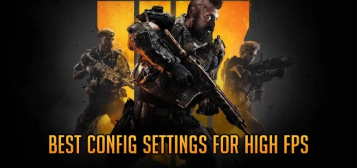 Blackout High FPS Settings