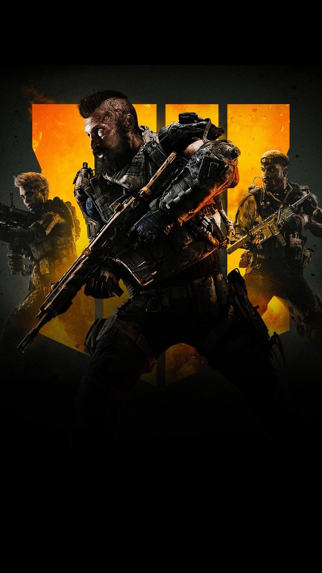 Call Of Duty Black Ops 4 Wallpapers Blackout Wallpapers