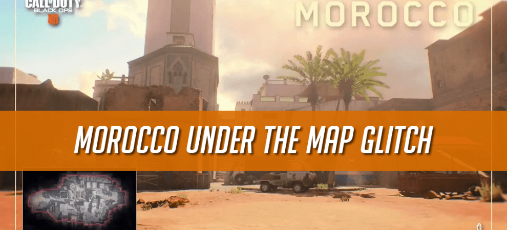 Morocco Under The Map Exploit