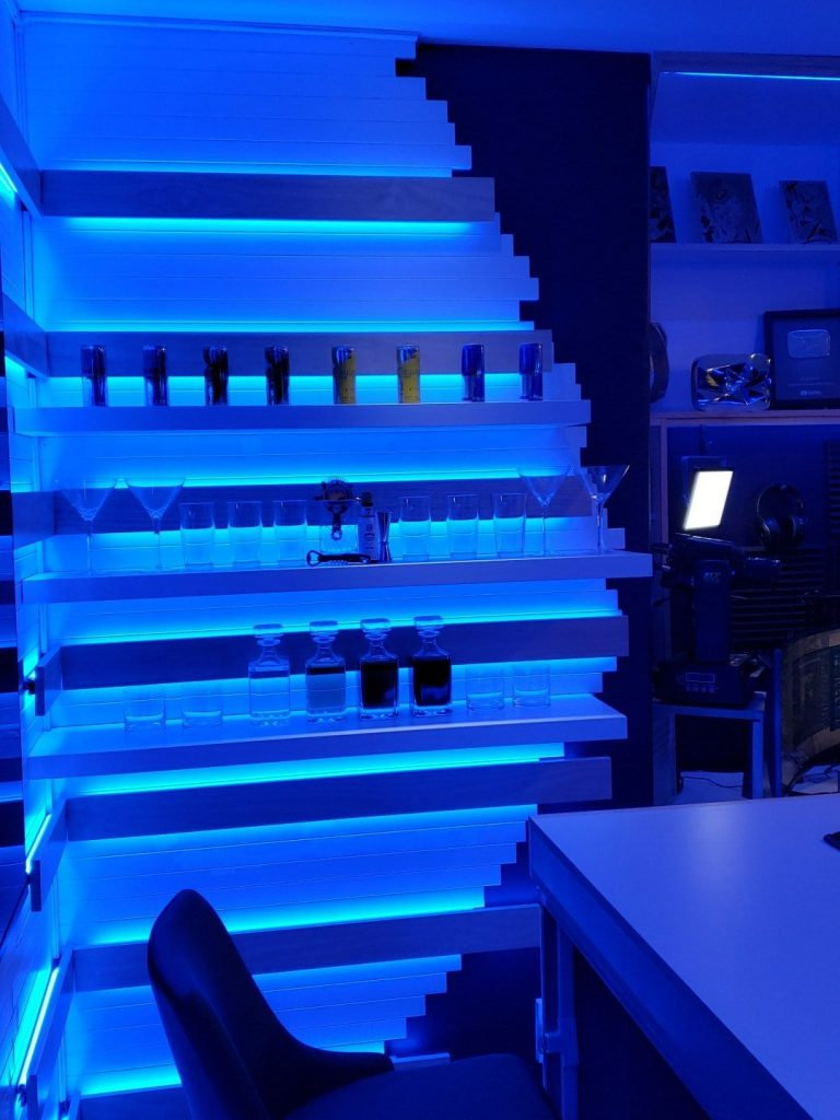 Ninja Stream Room Bar