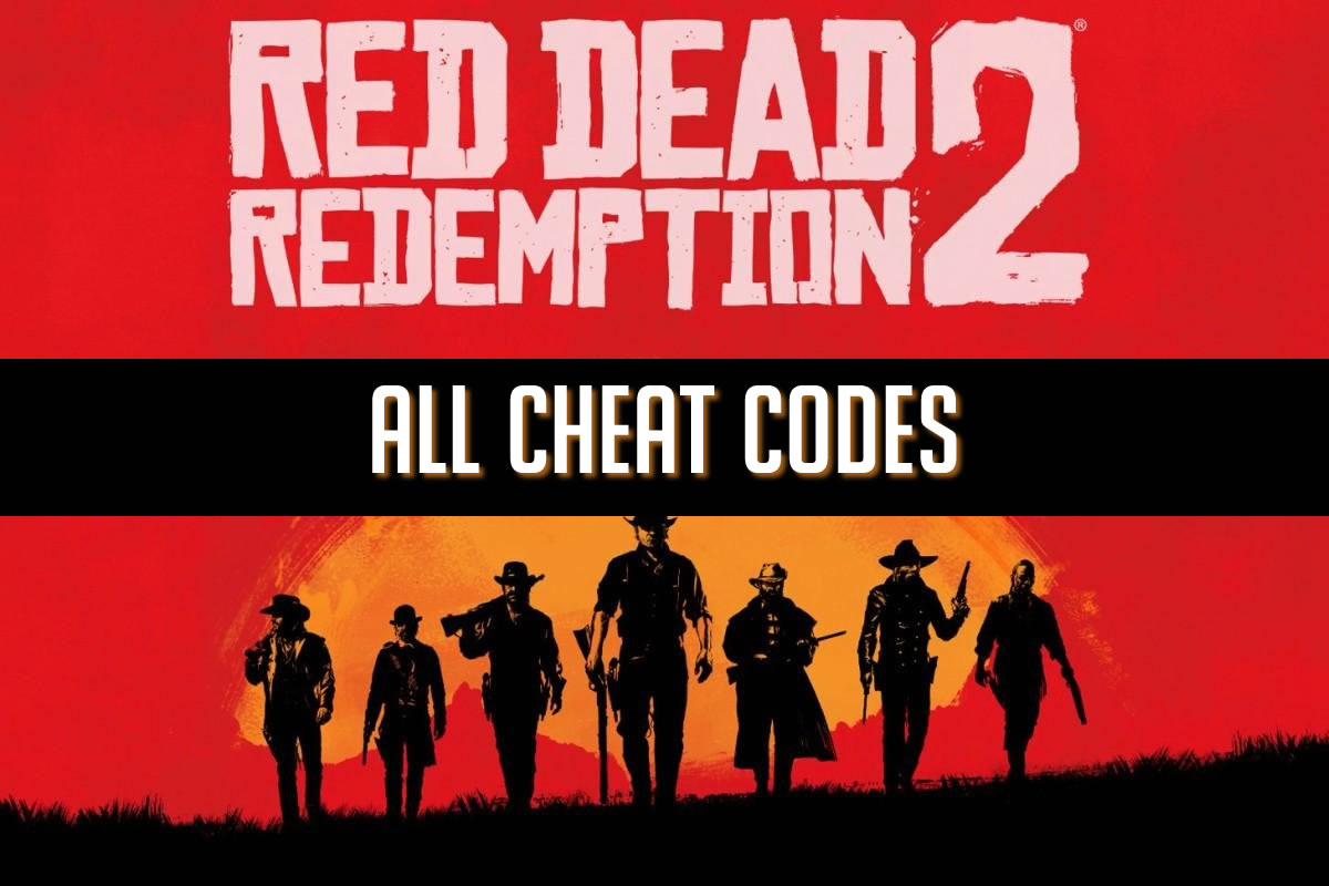 red dead cheat codes