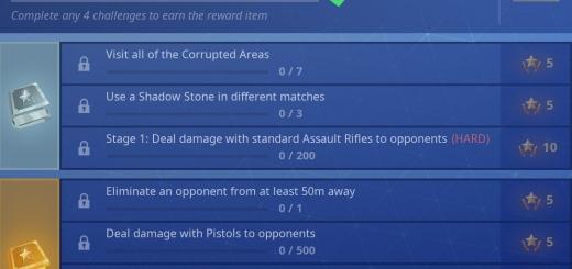 Season 6 Week 2 Challenges Leaked