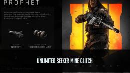 Unlimited Seeker Mines Glitch