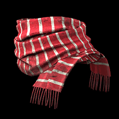 Leaked PUBG Christmas Scarf