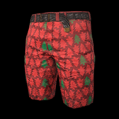 Leaked PUBG Christmas Shorts