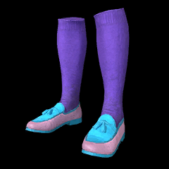 Lumi Leaked Socks / Shoes Skin