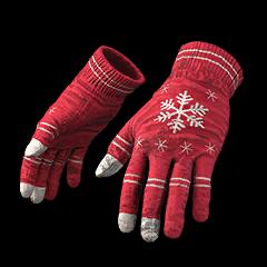 Leaked PUBG Christmas Gloves