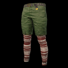 Leaked PUBG Christmas Pants
