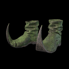 Leaked PUBG Elf Shoes