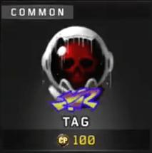 Necronaut Common Tag