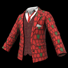 Leaked PUBG Christmas Jacket