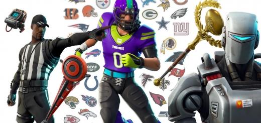Leaked Fortnite NFL Player   Ref Skins f3774e2b3