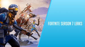 Fortnite Season 7 Leaks
