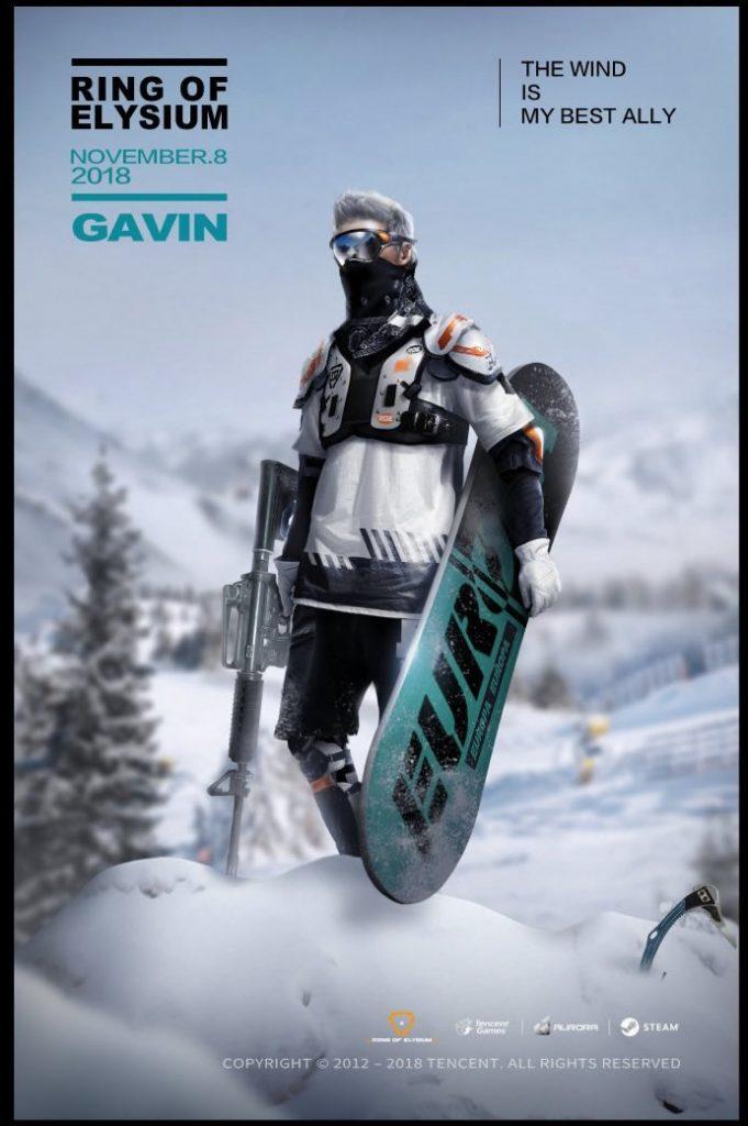 Gavin Ring Of Elysium