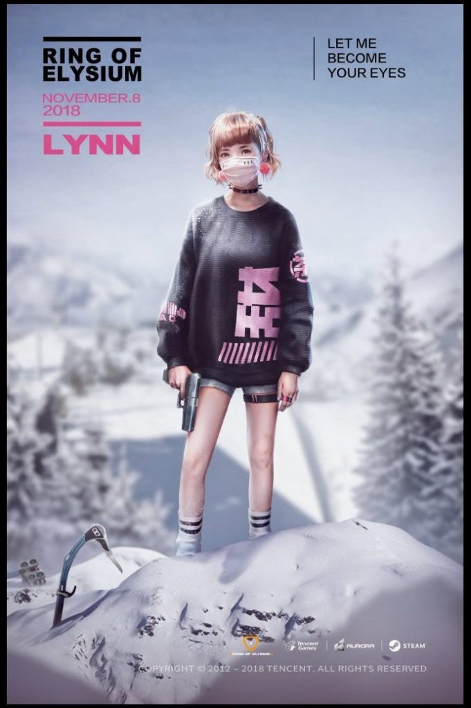 Lynn Ring of Elysium