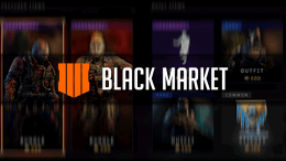 Black Market Items