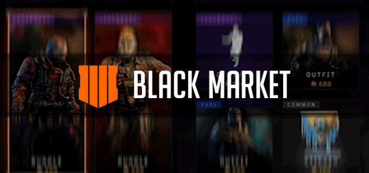 Black Market Items