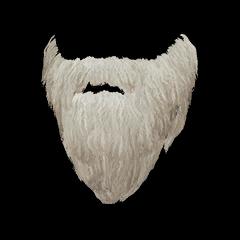 Leaked PUBG Santa Beard