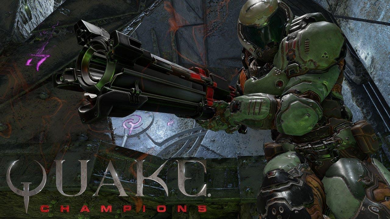Quake Championship Series