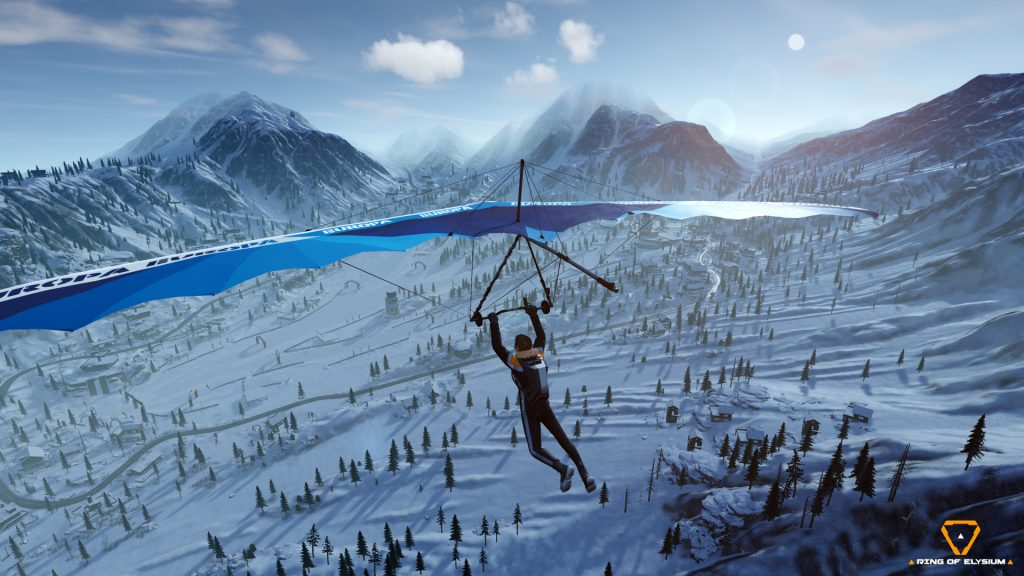 Ring of Elysium Gliding Wallpaper