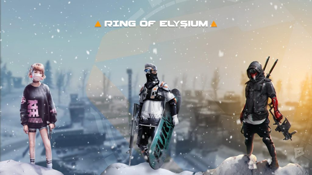 Ring of Elysium Adventurer Season 1 Pass Wallpaper
