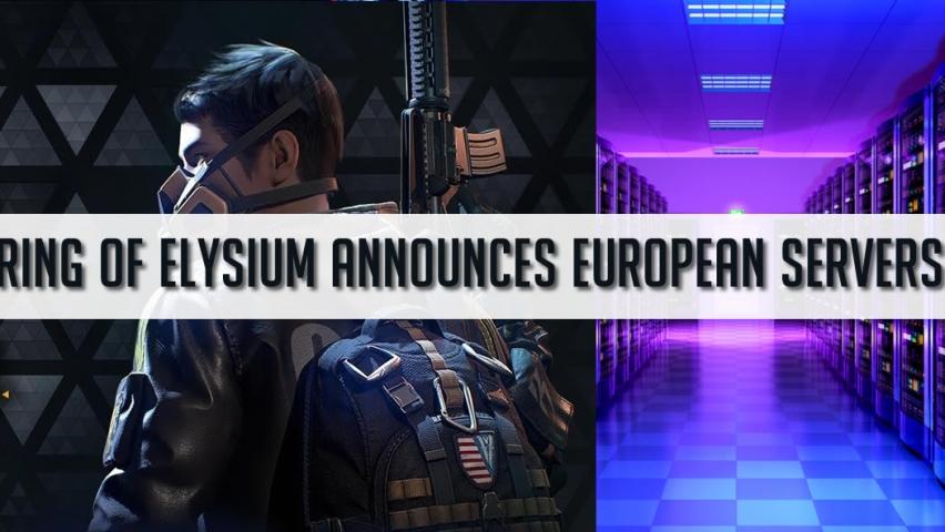 Ring of Elysium European Servers