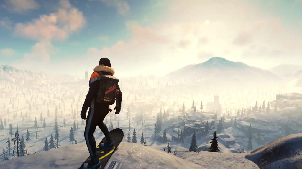 Ring of Elysium Snowboarder Wallpaper by BryaaNz
