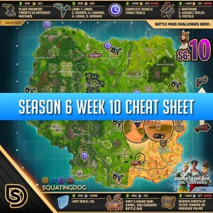 Fortnite Guides Leaks And Cheat Sheets Page 3 Of 9 Gameguidehq