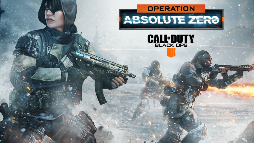 Call of Duty Operation Absolute Zero