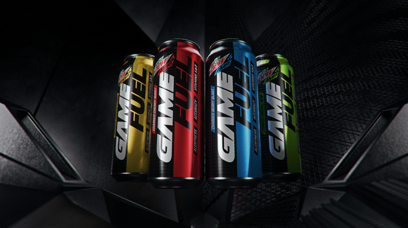 Mountain Dew GameFuel