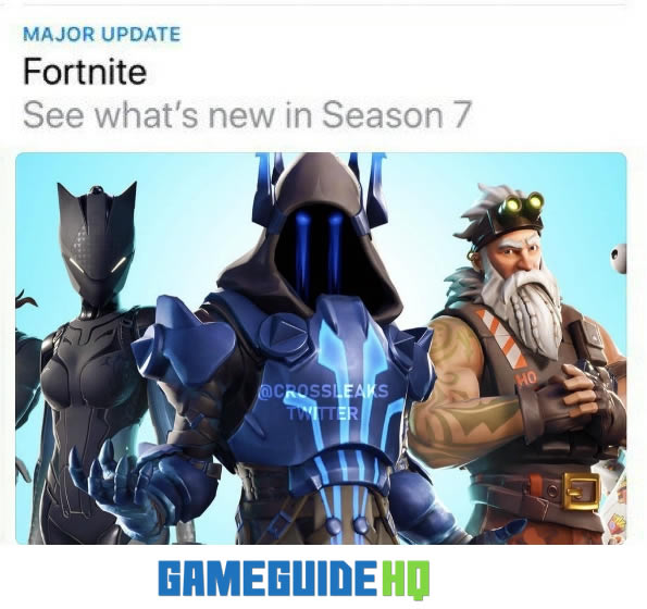 Season 7 Leaked Winter Skins